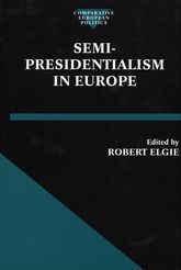 Miro Cerar, the current PM of Slovenia, is the author of the chapter on semi-presidentialism in Slovenia in this 1999 edited volume Political System, Political Leaders, Political Party, Central And Eastern Europe, Decision Making, Slovenia, Constitution, Leadership, Presidents