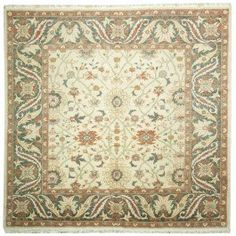 New Contemporary Persian Sultanabad Area Rug 59630 - Area Rug area rugs