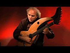 John Doan, harp guitar