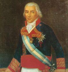 10º Capitán General de la Armada Española. Federico Gravina y Nápoli 1805