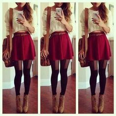 Outfit invernale!