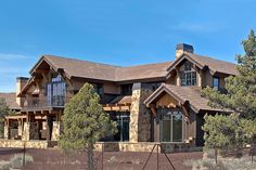 Craftsman Style House Plan - 4 Beds 4.5 Baths 3738 Sq/Ft Plan #892-1