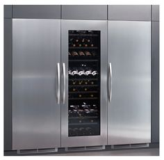 Caple, WC178 Pack, Wine Cooler RIL179 Fridge and RIF178 Freezer Pack