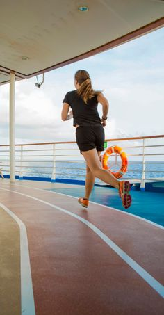 Royal Caribbean Oasis Class | Be your best self at sea. Oasis Class cruise ships provide award-winning fitness classes onboard and professional treatments in the Vitality Spa, so you can maintain perfect harmony wherever your travels take you.