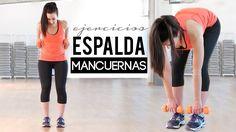 Rutina de ejercicios para la espalda con mancuernas             Deporte & cultura