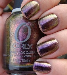 ORLY Space Cadet (Cosmic FX collection)