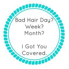 New Blog Post | My bad hair day fixes!