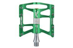 ROCKBROS 4 Bearings Bicycle Pedal Anti-slip Ultralight CNC MTB Mountain Bike Pedal Sealed Bearing Pedals Bicycle Accessories