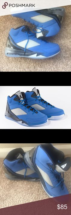 Nike Air Jordan Flight Remix Men's Size 11 NWOT Nike Air Jordan Flight Remix Men's Size 11   Premium leather upper for smooth look. Phylon™ midsole with a visible Max Air unit in the heel for cushioning that keeps your feet feeling fresh all day. Translucent rubber outsole for excellent traction on multiple surfaces. Jordan Shoes Sneakers