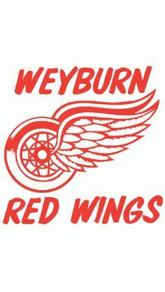 Weyburn Red Wings Hockey Teams, Iphone Wallpaper, Wings, Logos, Red, Vintage, Wallpaper For Iphone, Feathers, Logo