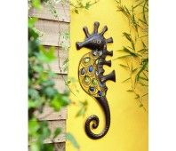 Choose From A Stylish Selection Of Metal, Wooden And Terracotta Outdoor  Garden Wall Art.
