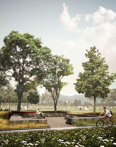Galería de Colectivo 720 gana concurso para transformar el Parque Tercer Milenio de Bogotá - 5