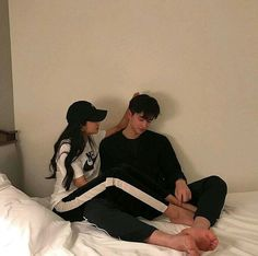 Image about girl in Ulzzang and couple by Ana Mode Ulzzang, Korean Ulzzang, Ulzzang Girl, Gay Couple, Couple Posing, Best Couple, Cute Couples Goals, Couples In Love, Cute Relationships