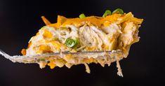 Creamy Green Chile Chicken Tortilla Casserole – Day2Day Recipes