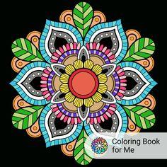 Madhubani Painting, Mandalay, Mandala Coloring, Dot Painting, Mandala Art, Zentangle, Dots, Creative, 4x4