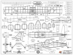 Piper scale Balsa and Plywood Cropduster model Plans, Patterns (one sheet x Templates TMRC Wooden Boat Plans, Wooden Boats, Electric Rc Planes, Aluminum Jon Boats, Laser Cut Plywood, Plywood Boat, Rc Model Airplanes, Air And Space Museum, Boat Dock