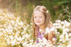 Light Inspired Everyday | Flowers by Heather Richard |Granite Falls Child Photography