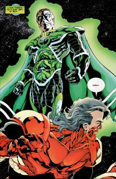 hal jordan parallax   Added by MisterE