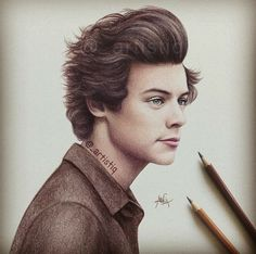 realistic sketches and drawings of boy band celebrities one direction - Google Search