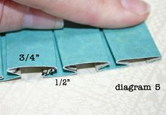 """Simple Box Pleats """"how to"""""""
