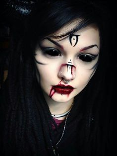 My two favorite things combined, video games and makeup <3
