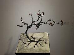 Rast tree,copper,steel
