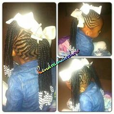 Fashion Beauty Kids Hairstyles Fb
