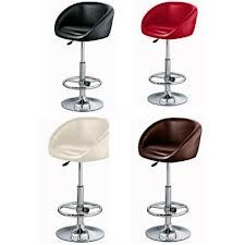 bar stools brown - Google Search