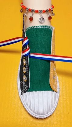 Cool Ways To Tie Shoelaces. Amp up your sneaker style with these neat ideas.