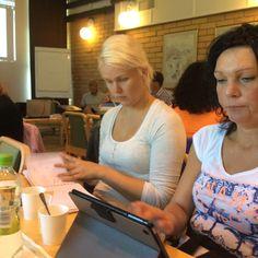Sisko ja Katja, HÄMEENKYRÖN kehittäjät