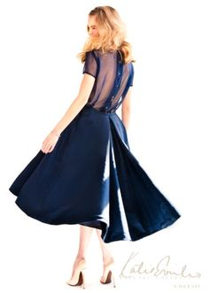 LOVE this dress.  Love Katie Ermilio's stuff.  The photographic style of her Spring 2012 Lookbook is superb.