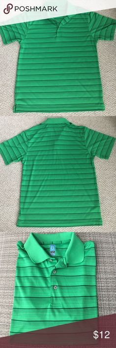 PGA Golf Shirt L, Green, Men's Golf Shirt, Worn Once, Great Condition pga Shirts Polos