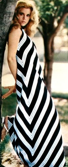 Jane Fonda, Marie Claire (France) August 1967