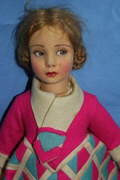 Lenci Doll   eBay