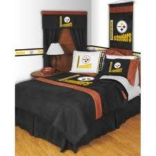 Exceptionnel Pittsburgh Steelers Bedroom