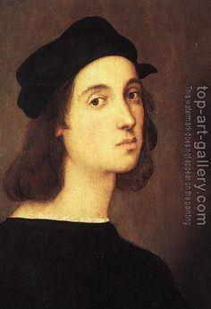 Raphael : Self-Portrait