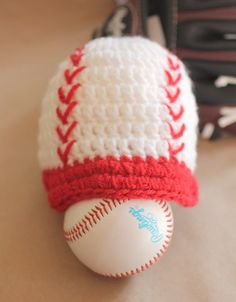 baby baseball cap. Are you kidding?