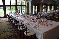 Flower Petal Tabletops Glen Oaks, Slate Roof, English Style, Happy Thoughts, Table Settings, Wedding Ideas, Flower, Furniture, Design