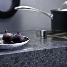 CaesarStone - Kitchen worktop (Whale)