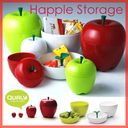 QUALY Happle Storage ! at the container store. i want these so bad.