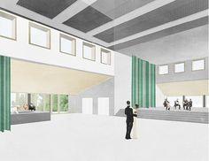 OC Kasterlee   by Dierendonck Blancke architects