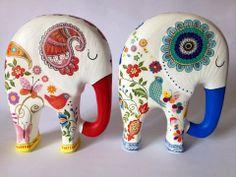 Indian Elephant, Elephant Love, Animal Sculptures, Sculpture Art, Elefante Hindu, Playground Games, Elephant Figurines, Arts And Crafts, Diy Crafts