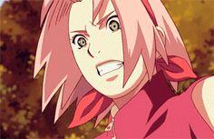 Naruto kunoichi gif <3