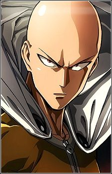 Looking for information on the anime or manga character Saitama? On MyAnimeList you can learn more about their role in the anime and manga industry. Saitama One Punch Man, Anime One, Otaku Anime, Anime Stuff, Manga Anime, Super Hiro, Goku, One Punch Man Season, Anime Japan