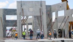 Image result for concrete tilt up office buildings