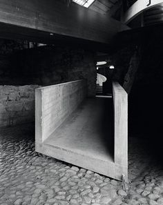 architecture norway | The museum at Hamar by Sverre Fehn