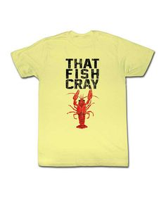 That Fish Cray Tee for kids - LOL!