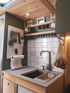 Bus Living, Tiny House Living, Motorhome, Camper Life, T5 Camper, Bus Life, Kombi Home, Trailers, Van Home