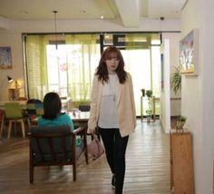 Fall Korean Fashion Styles Inspired by Soo Wan in Angel Eyes