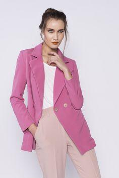 New collection #GirlBoss | Sho off your skills, not your heels | shop www.theITem.com Girl Boss, Spring Summer Fashion, Blazer, Heels, Jackets, Shopping, Collection, Women, Heel